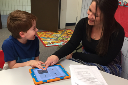 Literacy and AAC: Letter-Sound Correspondences